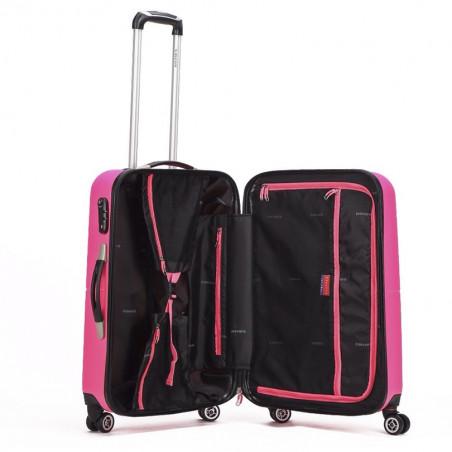 Decent Neon Fix Handbagage Koffer 55cm Pink