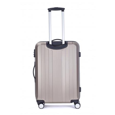 Decent Tobi-Line Handbagage Koffer 55cm Champagne