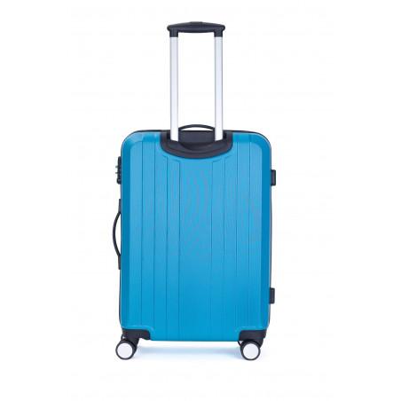 Decent Tobi-Line kofferset van 3 turquoise