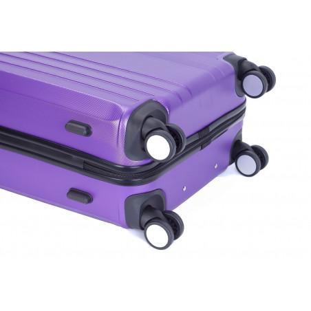 Decent Tobi-Line kofferset van 3 paars