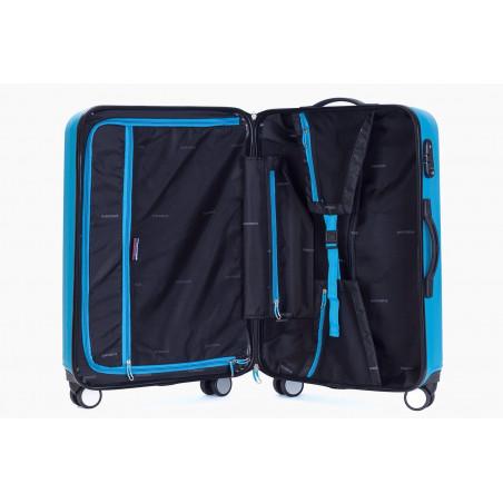Decent Tobi-Line kofferset van 2 turquoise