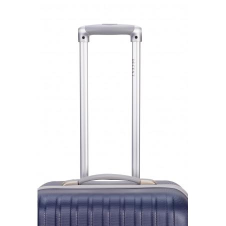 Decent Tranporto kofferset van 3 donkerblauw