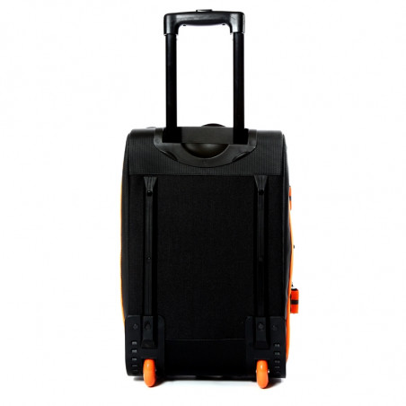 Decent Sport Line Handbagage Reistas 2 wielen Oranje