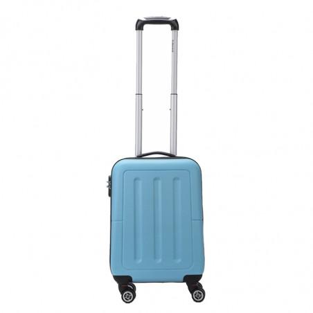 Decent Neon Fix Handbagage Koffer 55cm Aqua Blauw