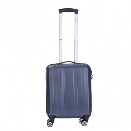 Decent Tobi-Line Handbagage Koffer 55cm Antraciet