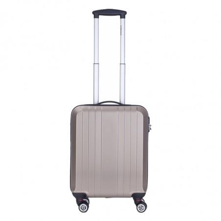 Decent Tobi-Line Handbagage Koffer 55cm Champagne BT