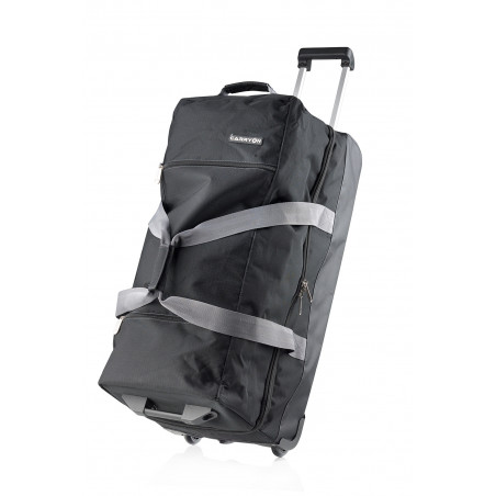 CarryOn Air Double loader Daily Zwart