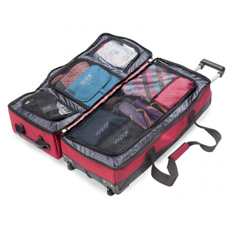 CarryOn Air Double loader Daily Blauw