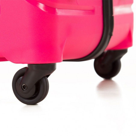 Decent Sky Line Trolley 66cm Roze