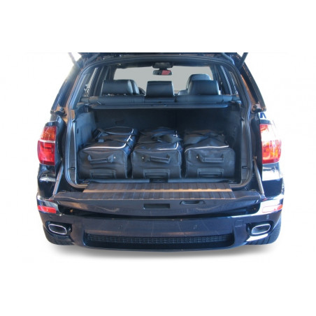 BMW X5 (E70) 2007-2013 Car-Bags Reistassenset