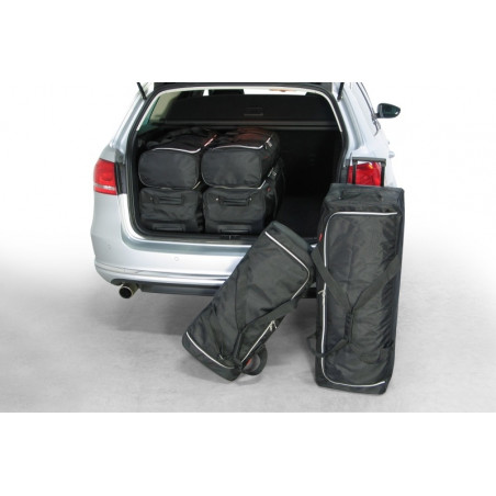 Volkswagen Golf Plus (1KP Facelift) 2009-2014 5d Car-Bags Reistassenset