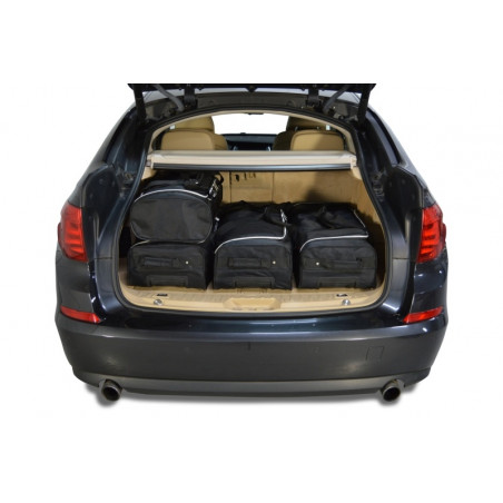 BMW 5 Series GT (F07) 2010- 5d Car-Bags Reistassenset