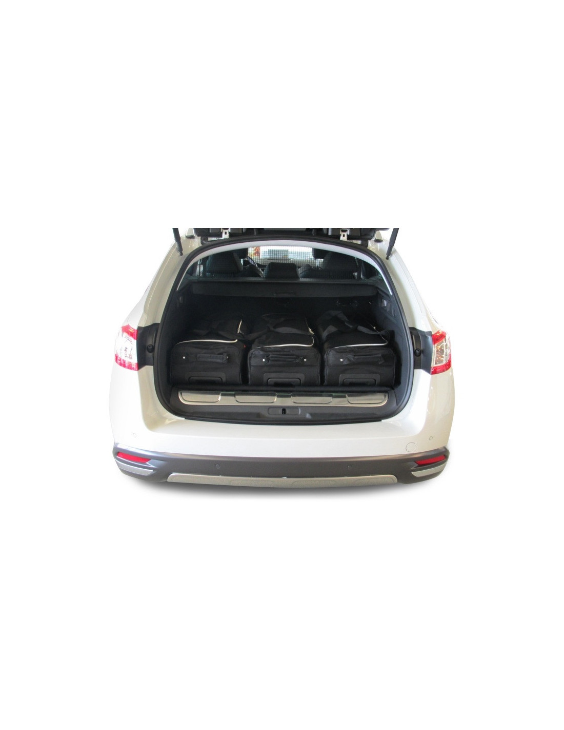 peugeot 508 rxh hybrid4 2012 car bags reistassenset. Black Bedroom Furniture Sets. Home Design Ideas