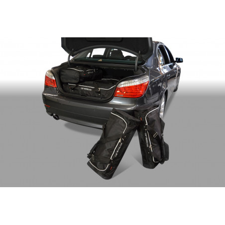 BMW 5 Series (E60) 2004-2010 4d Car-Bags Reistassenset
