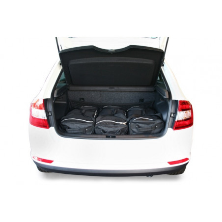 Skoda Rapid Spaceback (NH1) 2013- 5d Car-Bags Reistassenset