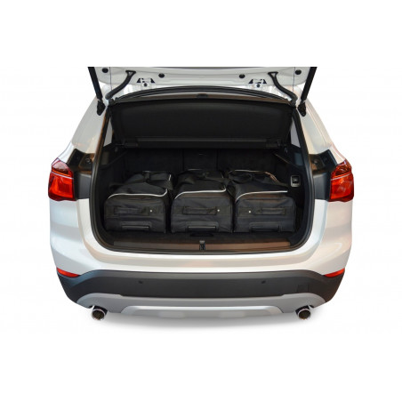 BMW X1 (F48) 2015- Car-Bags Reistassenset