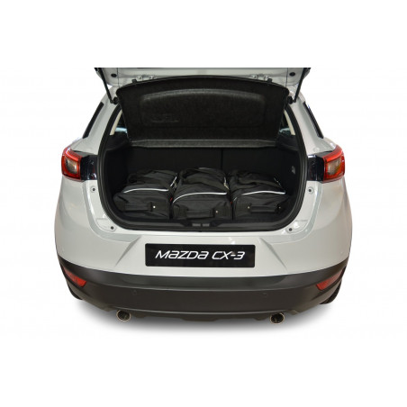 Mazda CX-3 2015- Car-Bags Reistassenset