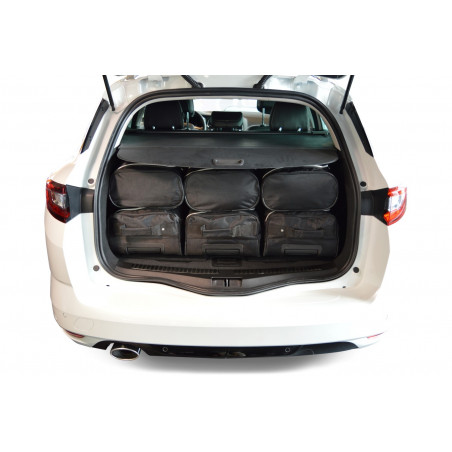 Renault Me©gane IV Estate 2016- Car-Bags Reistassenset