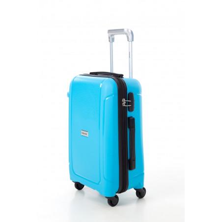 Decent Sky Line Handbagage Koffer 55cm Oceaan Blauw