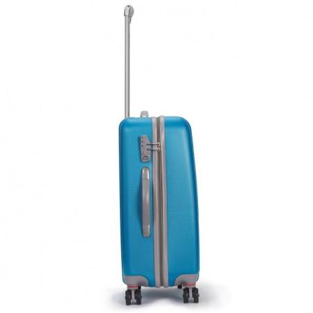 Decent Tranporto spinner 76cm Aqua Blauw