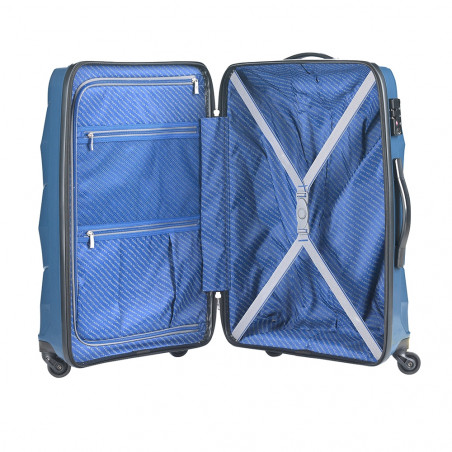 CarryOn Porter 2.0 Koffer 66cm Petrol Blauw