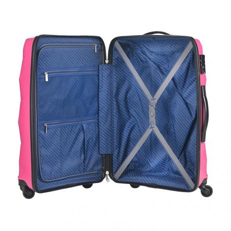 CarryOn Porter 2.0 Koffer 66cm Rasberry
