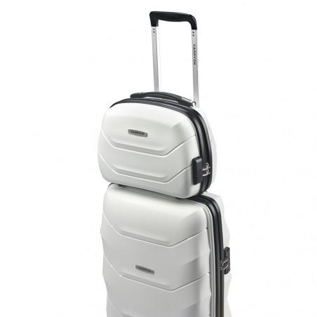 CarryOn Porter 2.0 Beautycase Ivoor Wit