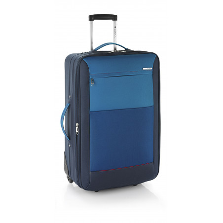 Gabol Reims Medium Trolley 66cm Blauw