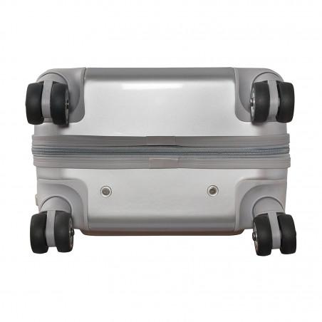 Nepal Spinner 56 cm Zilver-Grijs