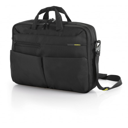 Gabol Mark Briefcase Zwart