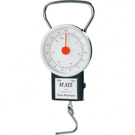 Bagage weegschaal tot 32kg