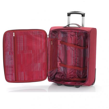 Gabol Zambia 2 wiel Handbagage Koffer 51cm Burgundy
