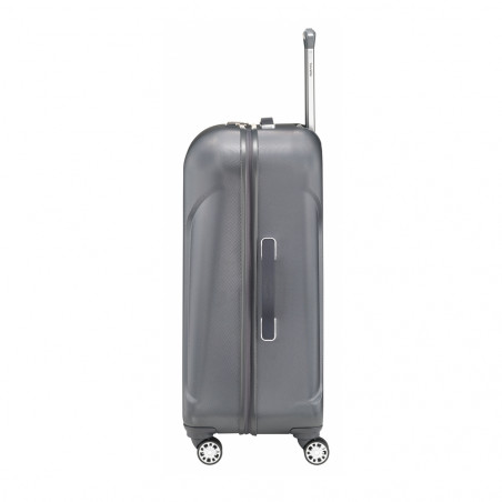 Travelite Elbe Two 4 Wiel Trolley 75cm Antraciet