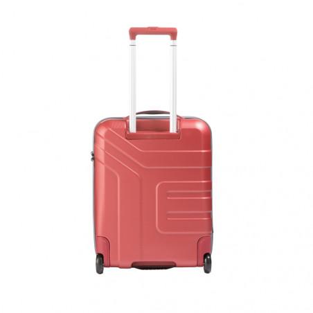 Travelite Vector 2 Wiel Handbagage Koffer 55cm Coral