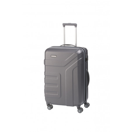 Travelite Vector 4 Wiel Trolley 70cm Antraciet