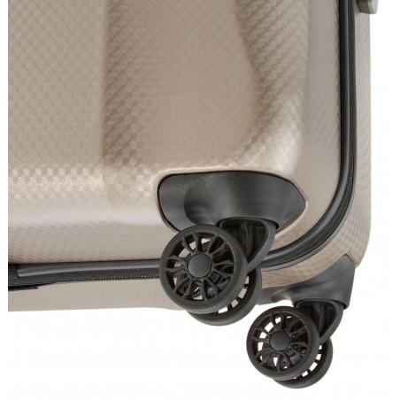 Titan Xenon Deluxe Handbagage Trolley 55cm Champagne