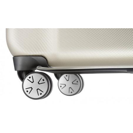 Titan Xenon 4 Wiel Trolley 67cm Zwart