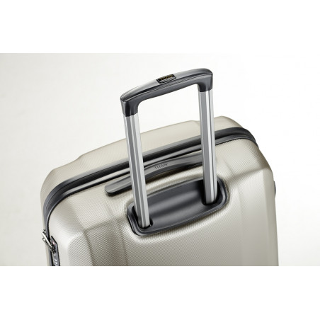 Titan Xenon 4 Wiel Handbagage Koffer 55cm Zwart