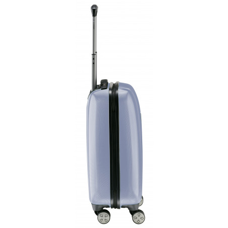 Titan Xenon 4 Wiel Handbagage Koffer 55cm Bluestone