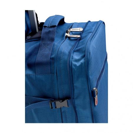 CarryOn Daily Handbagage Trolley Rugzak Blauw