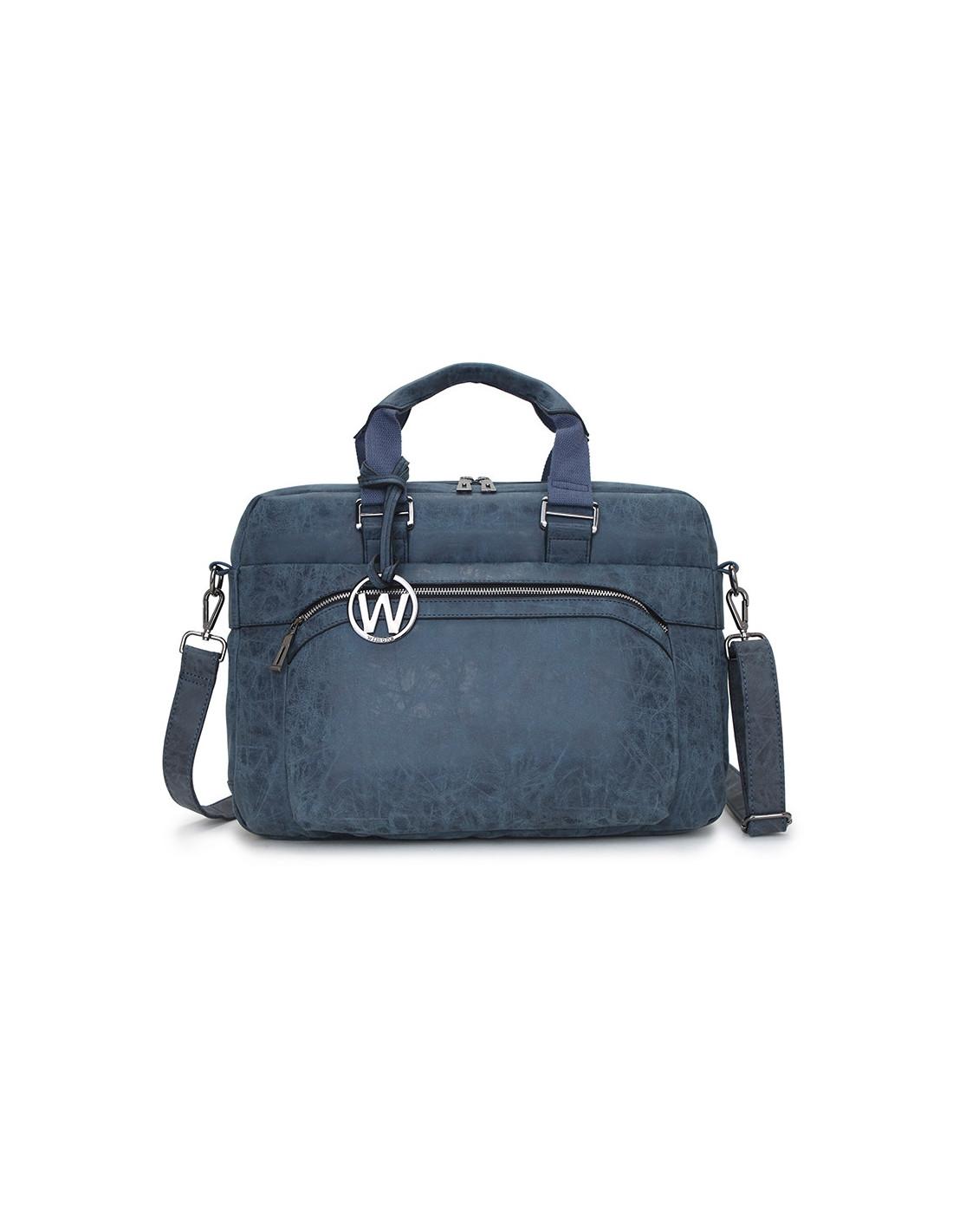 Wimona Schoudertas Donkerblauw : Wimona eliana schoudertas donkerblauw kopen