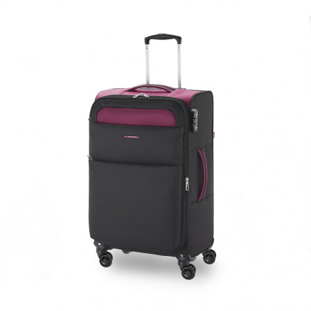 Gabol Cloud Medium Trolley 69cm Fuchsia