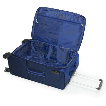 Gabol Cloud Medium Trolley 69cm Blauw