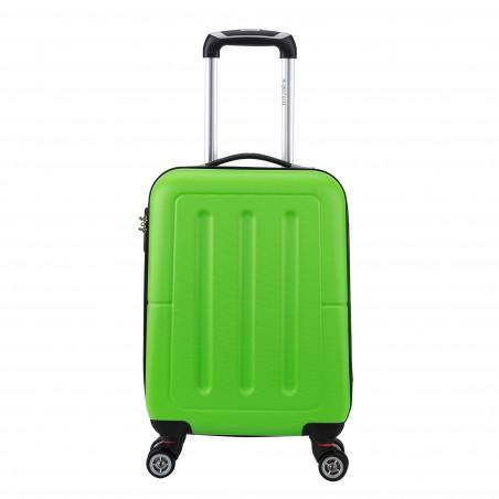 Decent Neon Fix Handbagage Koffer 55cm Appelgroen