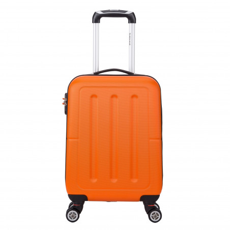 Decent Neon Fix Handbagage Koffer 55cm Oranje
