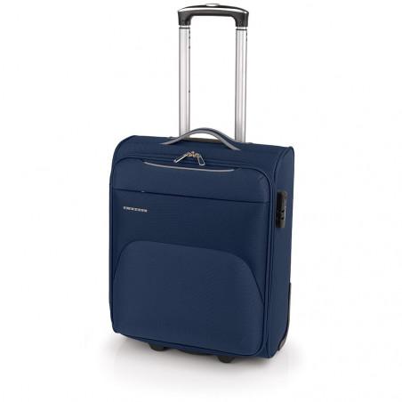 Gabol Zambia 2 wiel Handbagage Koffer 51cm Blauw