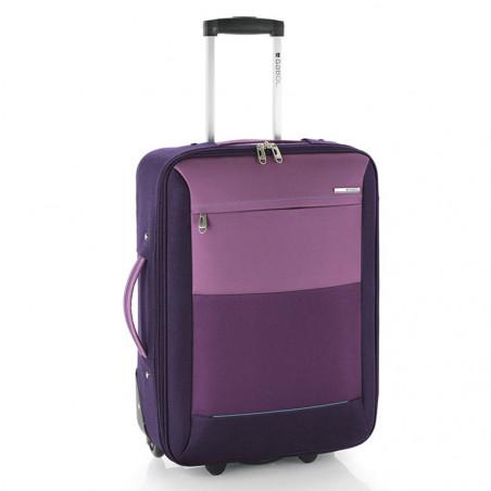 Gabol Reims Handbagage Koffer 55cm Paars