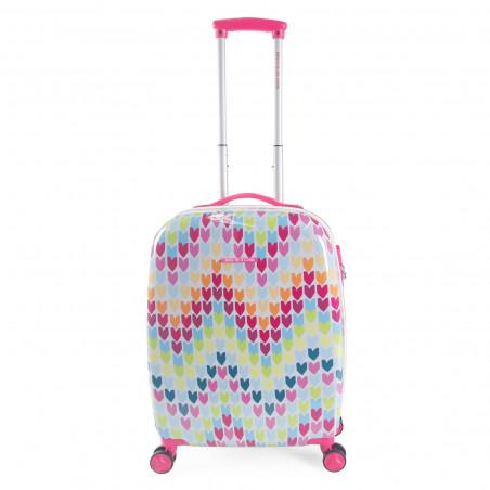 Agatha Ruiz De La Prada Handbagage Koffer 55cm Hart
