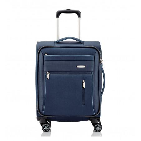 Travelite Capri Handbagage Koffer 55cm Blauw