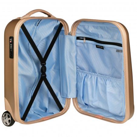 CarryOn Skyhopper Handbagage 2 Wiel 52cm Champagne